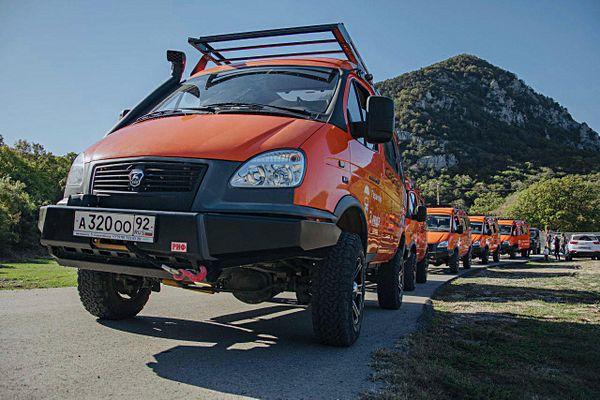 Crimean 4x4 Travels