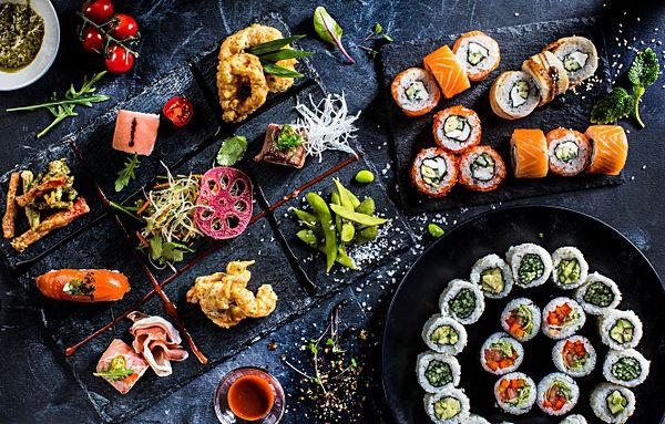 Акари суши