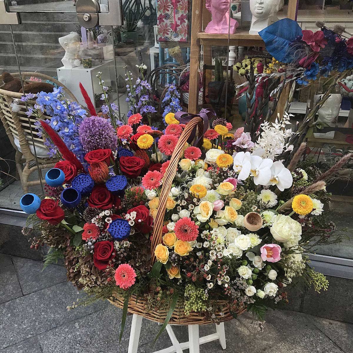 Студия флористики Flowers from Gzhesyuk
