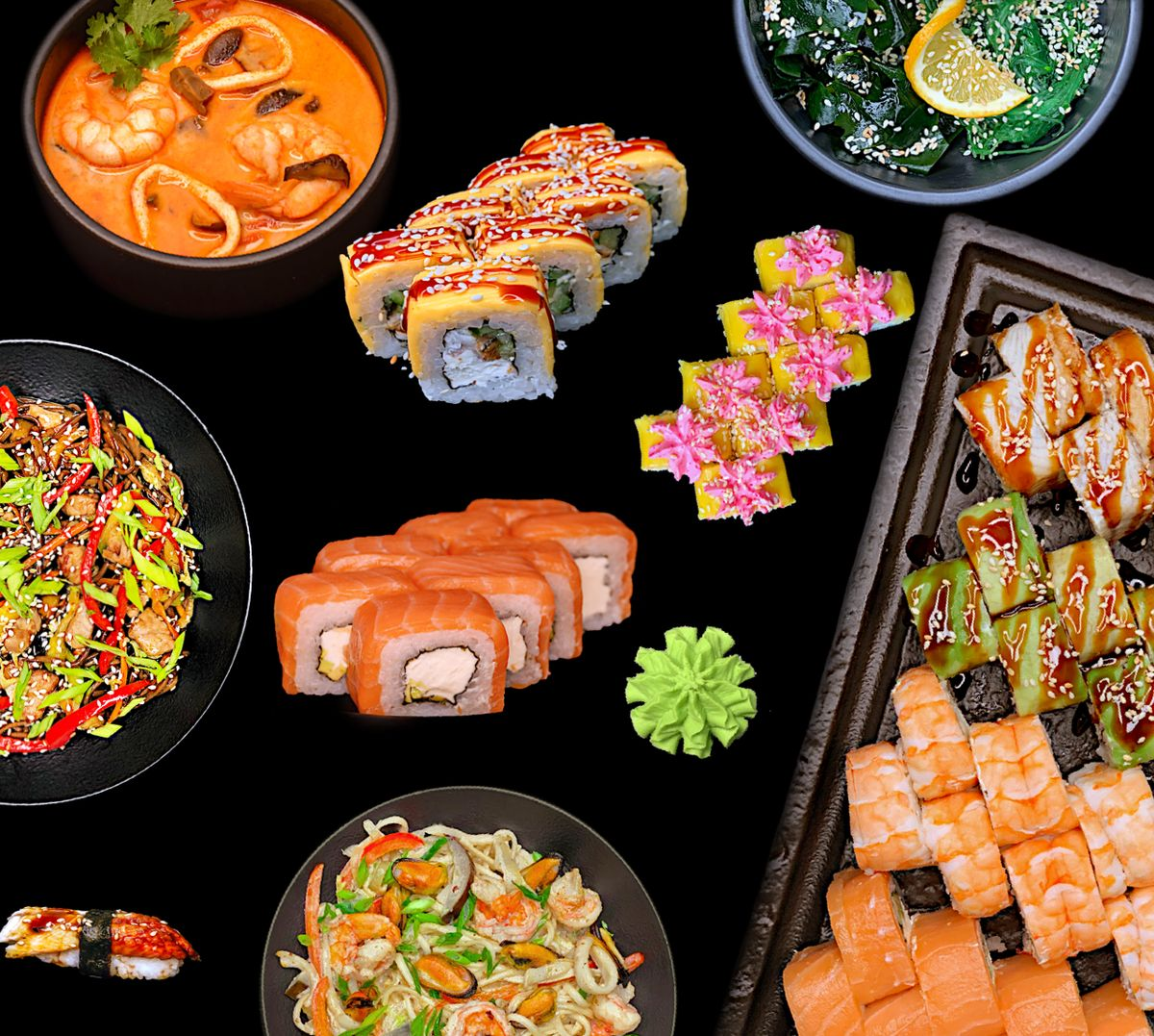 Me sushi