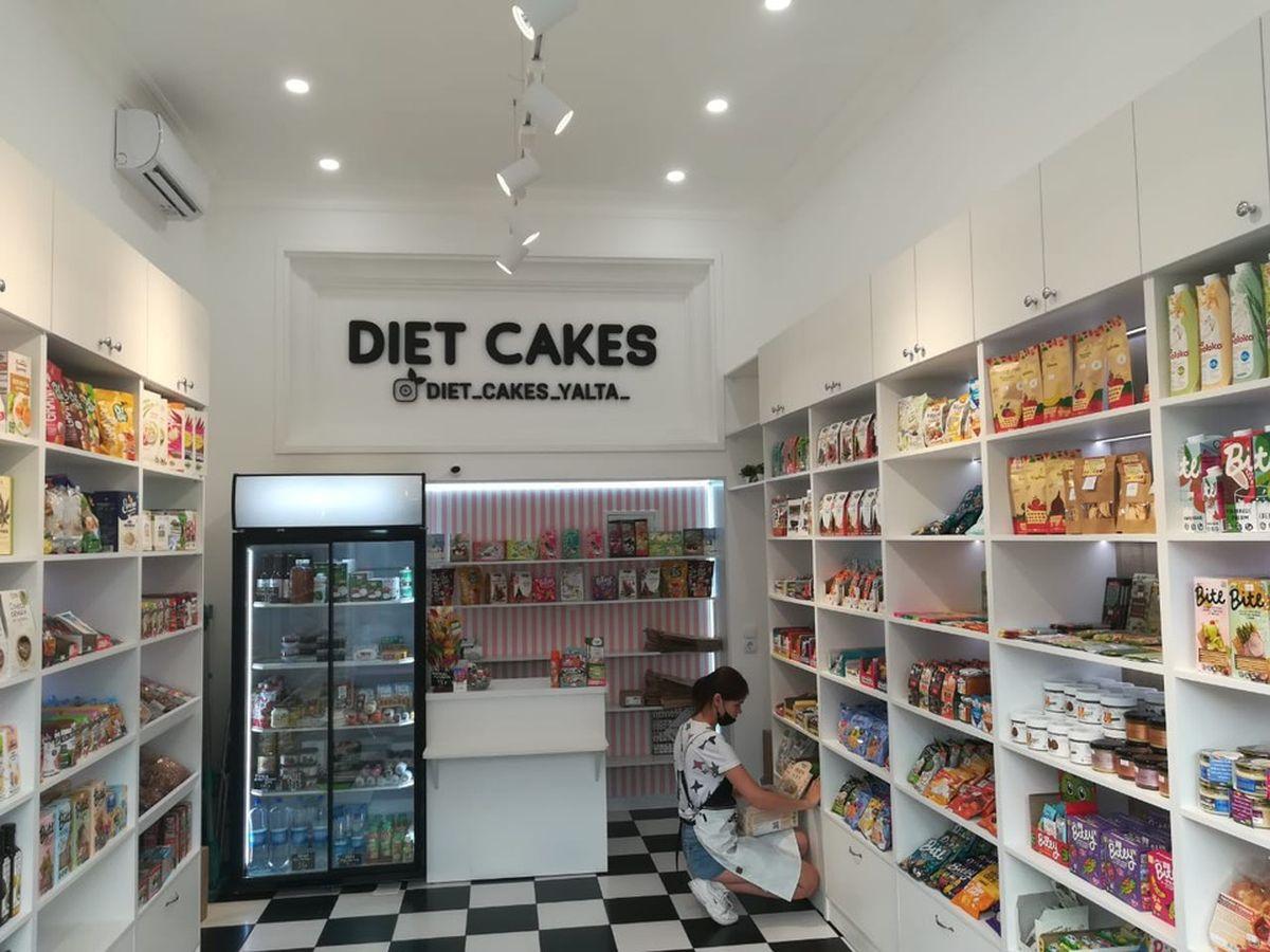 Diet cakes