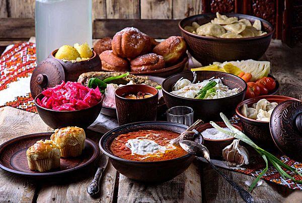 Домашняя еда