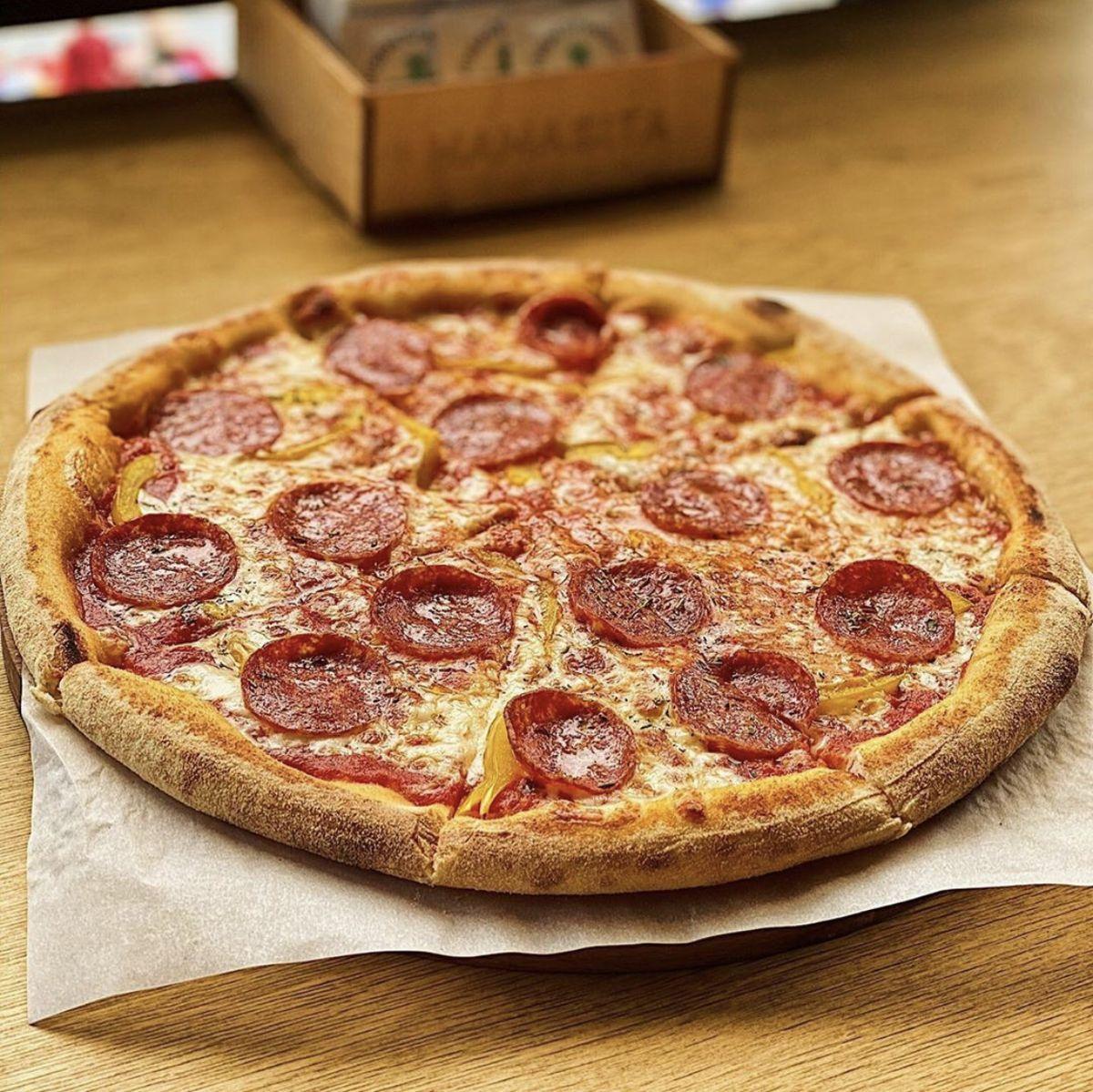 Пиццерия Mamasita